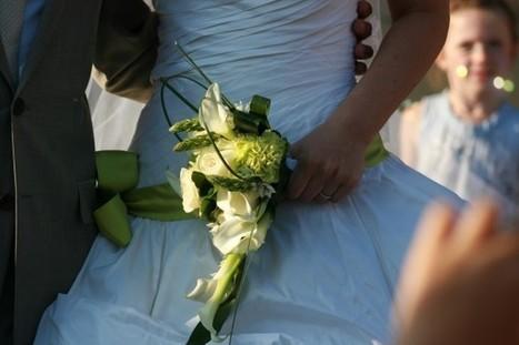 Un mariage de rêve   Art Floral   Scoop.it