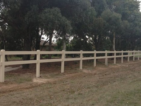 Picket Fencing // Post & Rail Fencing - Think Fencing | Do Home Improvement Yourself | Scoop.it