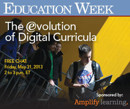 Education Week: The Evolution of Digital Curricula   Educational Technology - Yeshiva Edition   Scoop.it