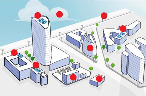 Infographie : ils se cachent derrière le premier smart grid de quartier français | Veille Open Data France | Scoop.it
