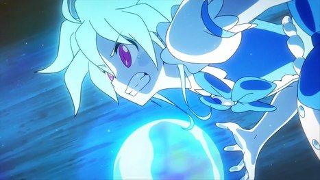 Nuevo tráiler, imagen y más datos sobre el anime de Flip Flappers | Noticias Anime [es] | Scoop.it