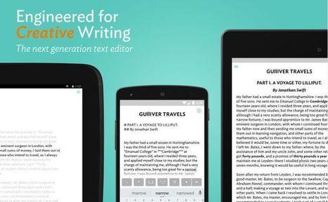JotterPad, editor de textos que ayuda a centrarse a la hora de escribir [Android] | Recull diari | Scoop.it