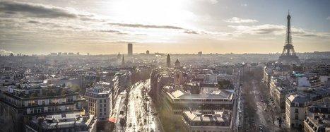 La carte du métro des meilleurs rooftops de Paris | Le Bonbon | Love Paris | Scoop.it