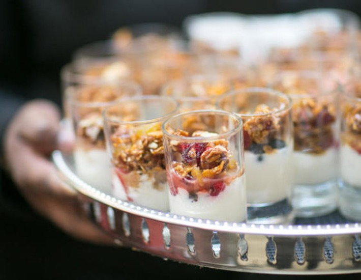 10 Hot New Wedding Food Trends For 2014 | Wedding Ideas | Scoop.it