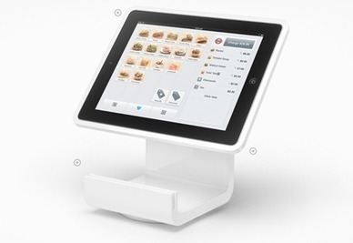 Square Stand: iPad-Based Complete Point of Sale System | Is the iPad a revolution ? | Scoop.it