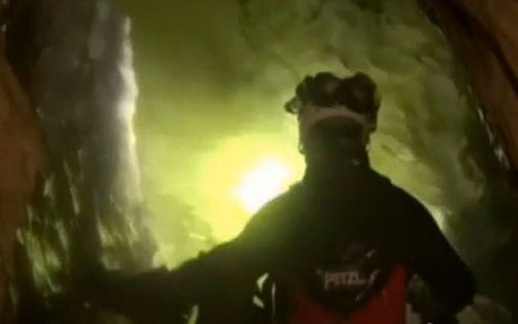 Mysterious underground caves discovered in Chile - Telegraph | Drew and James North and South America | Scoop.it