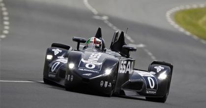 Michelin équipe la voiture la plus innovante des 24 Heures du Mans 2012   Bougeons Eco   Vehicule innovant 2013   Scoop.it