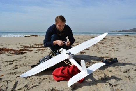 Robot Eyes Protecting From Above: Drones and Ocean Conservation | Wildlife Trafficking: Who Does it? Allows it? | Scoop.it
