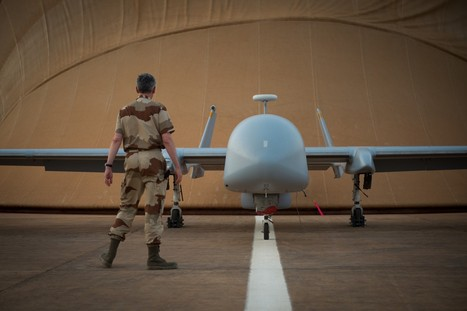Pentagon set to open second drone base in Niger as it expands operations in Africa | Infos Drones | Scoop.it