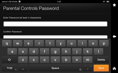 How To Set Parental Controls On The Kindle Fire | Computers And Gadgets | Scoop.it