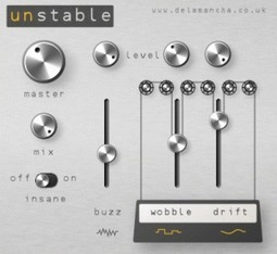 unstable - pitch modulation VST - is released for free | DIY Music & electronics | Scoop.it