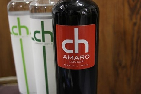 Chicago's first amaro, from CH Distillery | Dining | Scoop.it