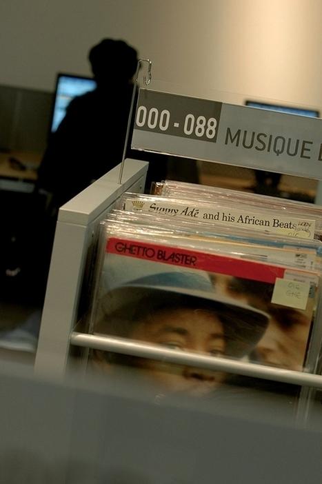 Paris : la musique a de l'avenir | Musique en bibliothèque | Scoop.it