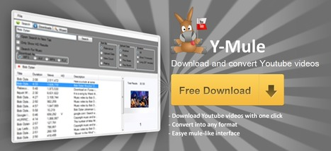 Y-Mule Easily Download Youtube Videos   Time to Learn   Scoop.it