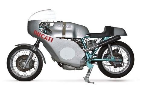 Ducati 750 SS Replica | Salterelli Collection Auction | Ductalk Ducati News | Scoop.it