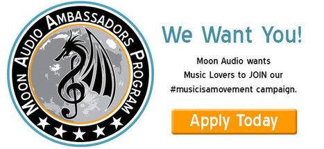 Ambassador Programs = Foundation of Online Community & Here's @Moon_Audio | Collaborative Revolution | Scoop.it