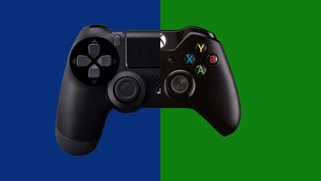 Why is PlayStation 4 beating Xbox One in the the console war? - GameSpot | Super Mario 3D World | Scoop.it