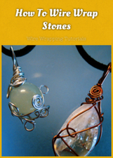 How To Wire Wrap Stones: Wire Wrapping Tutorials | Best Blood Pressure Monitors For Home | Scoop.it
