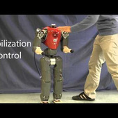 Grade School Bullies Should Train On This Resilient Balancing Bot | Actualité robotique | Scoop.it