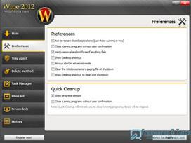 Wipe : un logiciel pour nettoyer les traces de votre activité sur votre ordinateur   Technologie Au Quotidien   Scoop.it