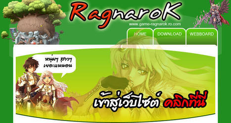 Game Ragnarok  RO Rag ragnarok2012 New | Welcome To Game ragnarok ro | Scoop.it