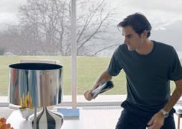 Nike Free Trainer 5.0: Federer Vs la mouche   Coté Vestiaire - Blog sur le Sport Business   Scoop.it