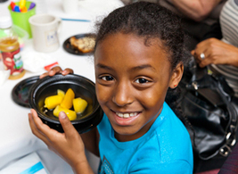 From the Mouths of Tweens: Kids Enjoy Fruits and Vegetables | School Food News | Scoop.it