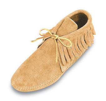 Classic Fringe Boot - Shop Mens, Womens, Childrens Moccasins - The Moccasin Shop | TheMoccasinShop | Scoop.it