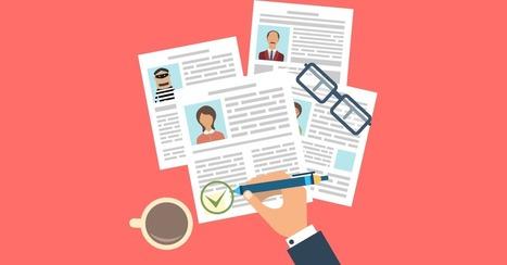 Interview Vigilante: Don't Let a Deceitful Job Seeker into Your Organization | Bookkeeping Canada | Scoop.it