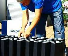Germany's newest incentives to kickstart energy storage for solar | Sustain Our Earth | Scoop.it