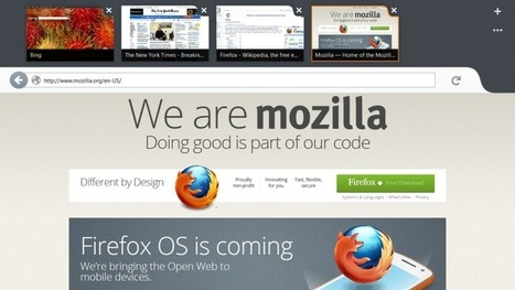 Mozilla kills 'Metro' Windows 8 Firefox plans, claims interest has ... | Map Learner | Scoop.it