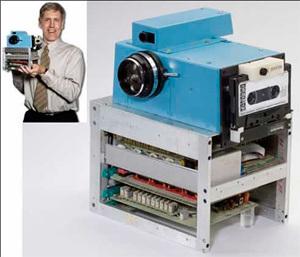 Primera cámara digital de lahistoria   The Photo Evolution   Scoop.it