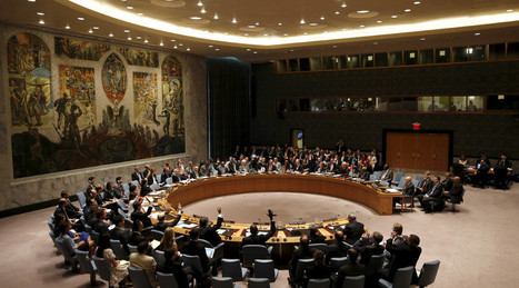 UN calls on world to fight ISIS as Security Council unanimously adopts French-drafted resolution | Saif al Islam | Scoop.it