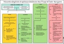 Démocraties fragilisées et expériences totalitaires dans l'Europe de l'entre- deux-guerres – proposition de synthèse | Pedagogo. | Scoop.it