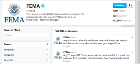 Severe Weather and Social Media: How effective are you?   Reach The Public   Emergency Notifications   Scoop.it
