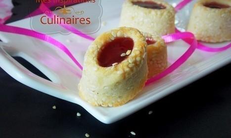 Petits fours a la confiture - Le blog de Samar | Algiersfood.it | Scoop.it