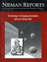 Nieman Reports | Technology Is Changing Journalism | Journalism | Scoop.it