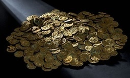 4,000 coins found in Roman treasure trove in Swiss orchard | DiverSync | Scoop.it