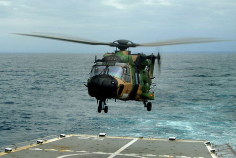 Australian Navy Commissions 808 Squadron and New MRH 90 Helicopter | Navy & Maritime Security News at DefenceTalk | Military Tech | Scoop.it