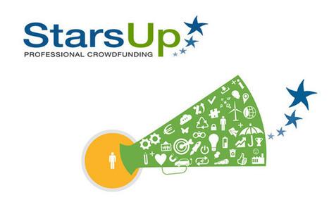 Ecco StarsUp, il primo portale in Italia di equity crowdfunding | Leonardo Milan | Scoop.it