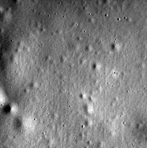NASA's MESSENGER Beams Back Its Final Image of Mercury | INTRODUCTION TO THE SOCIAL SCIENCES DIGITAL TEXTBOOK(PSYCHOLOGY-ECONOMICS-SOCIOLOGY):MIKE BUSARELLO | Scoop.it