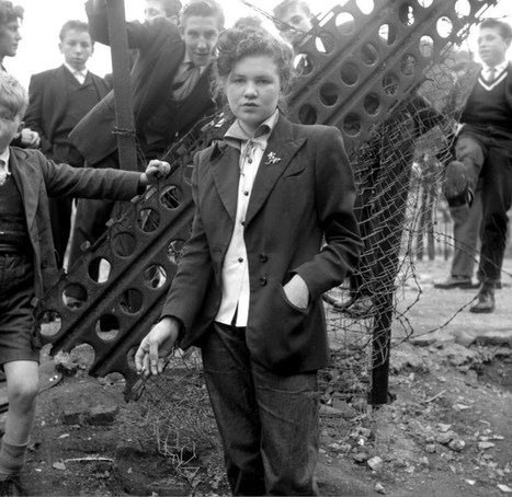 Teddy Girls: The Style Subculture That Time Forgot | Vintage and Retro Style | Scoop.it