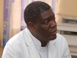 Kinshasa : le Dr Mukwege propose la création des centres de prise ... | kin shasa | Scoop.it