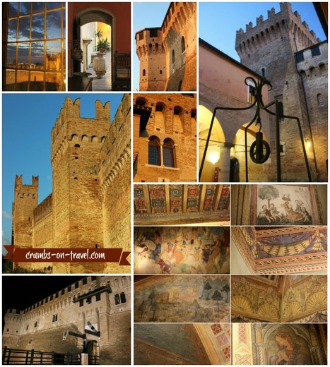 Gradara's Castle | Dante's love story of Paolo and Francesca | Le Marche another Italy | Scoop.it