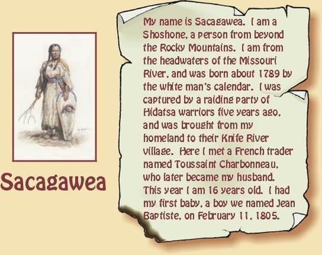 Sacagawea - Jefferson National Expansion Memorial (U.S. National Park Service) | Westward Expansion | Scoop.it