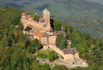 Château du Haut-Koenigsbourg - Orschwiller   A voir et à savoir autour de chez moi   Scoop.it