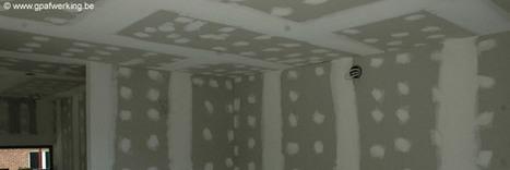 Des plaques de plâtre pour assainir l'habitat | Immobilier | Scoop.it