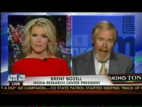 "Brent Bozell: Iran-Contra Is ""Piddly Stuff"" Compared To IRS ""Scandal"" 
