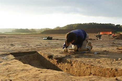 Un maillet et des céramiques découverts sur le site néolitique   World Neolithic   Scoop.it