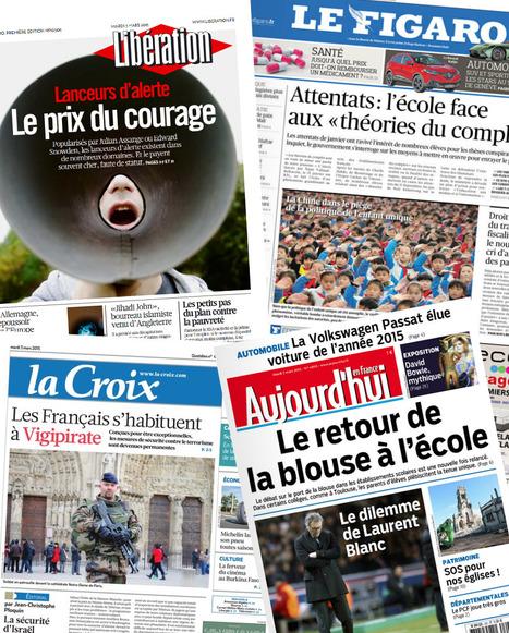 Grève CGT du Livre: les quotidiens en ligne gratuitement | DocPresseESJ | Scoop.it